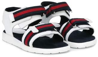 Gucci Kids Web detail sandals