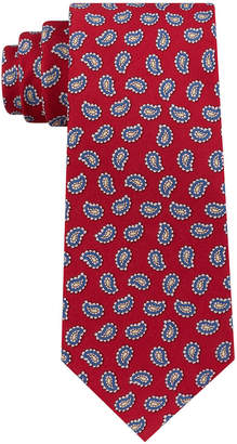Club Room Tossed Boteh Silk Tie, Created for Macy's