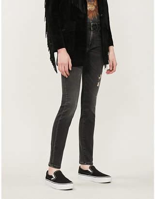 Selfridges Nabil Nayal Alison skinny high-rise jeans