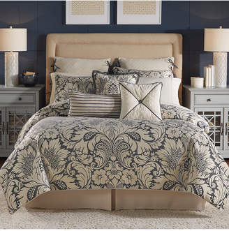 Croscill Auden 4-Pc. King Comforter Set Bedding