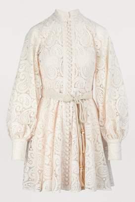 Zimmermann Amari Paisley dress