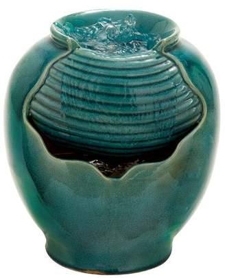Bloomsbury Market Marko Ceramic Water Fountain