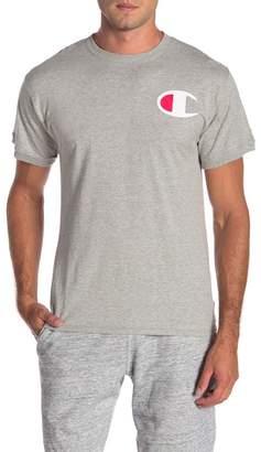 Champion Short Sleeve Logo Tee