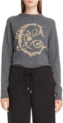 Chloé Brocade C Sweater