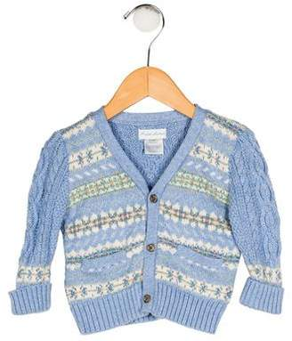 Ralph Lauren Boys' Knit Button-Up Cardigan