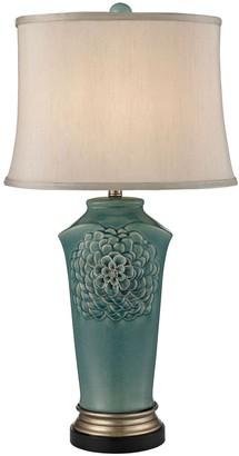 Dimond Organic Flowers Table Lamp