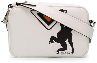 Prada monkey camera bag