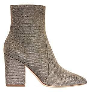 Loeffler Randall Women's Isla Glitter Ankle Boots