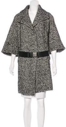 Kaufman Franco Kaufmanfranco Wool & Mohair-Blend Coat