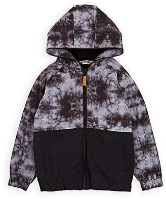 Munster Kids' Tie-Dyed Tech-Fabric Jacket
