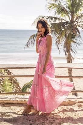 Miss June Pink Summer Dress