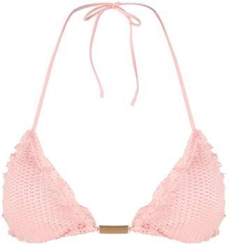 Vix Scales Ripple Bikini Top