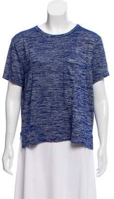 Rag & Bone Patterned Short Sleeve T-Shirt