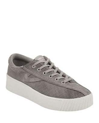 Tretorn Nylite Perforated Sneakers
