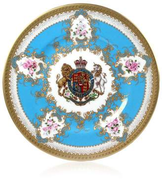 Harrods Royal Collection Trust Coat of Arms Side Plate (18cm)