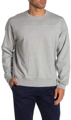 J.Crew J. Crew Heritage Football Crew Neck Pullover Sweater