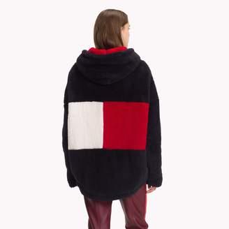 Tommy Hilfiger Fleece Flag Hoodie