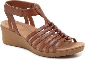 Bare Traps Tiera Wedge Sandal - Women's