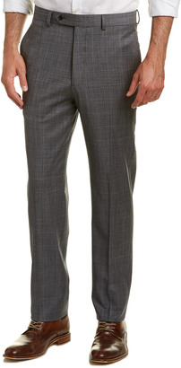 Brooks Brothers Explorer Regent Fit Wool-Blend Tux Pant