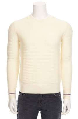 Moncler Long Sleeve Thermal Sweater