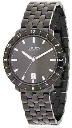 Bulova Accutron II Moonview Black Men's Watch, 98B218