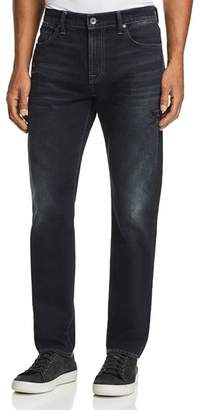 7 For All Mankind Adrien Slim Fit Jeans in Dark Terrain