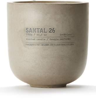 Le Labo XL Concrete Santal 26 Candle