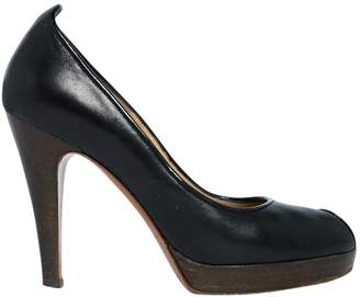 HUGO BOSS Leather heels