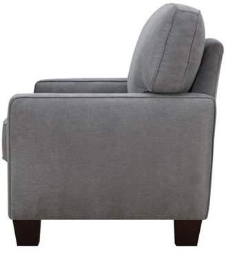 """Serta at Home Palisades 73"""" Sofa in Gray"""