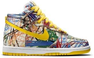 Nike Dunk High Scribble (GS)