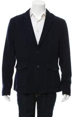 Rag & Bone Wool Button-Up Jacket