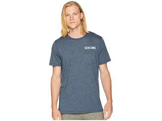 Volcom Center Short Sleeve Pocket Tee
