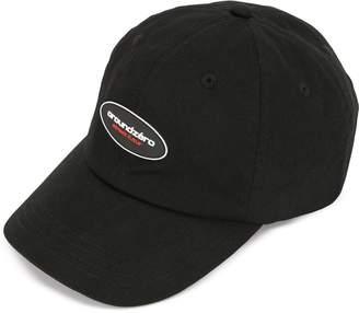 Ground Zero logo patch cap