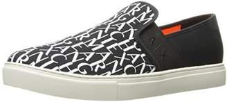 Armani Exchange A X Men's Logo Slip Fashion Sneaker
