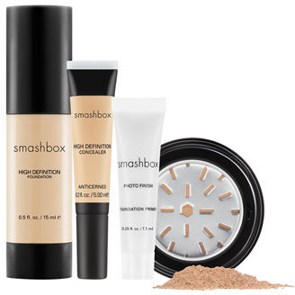Smashbox Light Complexion Starter Kit ($75 Value)