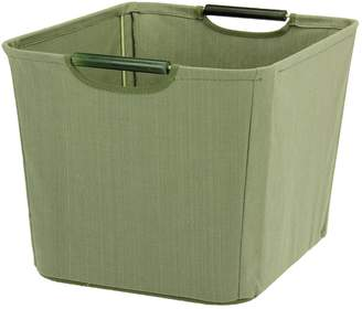 Household Essentials Tapered Storage Bin - Medium