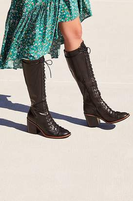 Jeffrey Campbell Jack Lace-Up Boot