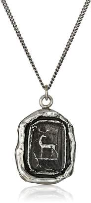 Pyrrha Talisman Sterling Whole Hearted Pendant Necklace, 18""