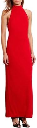 Lauren Ralph Lauren Jersey Column Gown $194 thestylecure.com