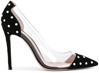 Gianvito Rossi embellished pumps
