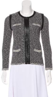 Rag & Bone Tweed Two-Tone Jacket