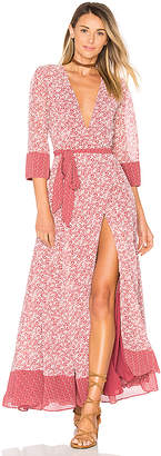 Tularosa Jolene Dress in Pink $218 thestylecure.com