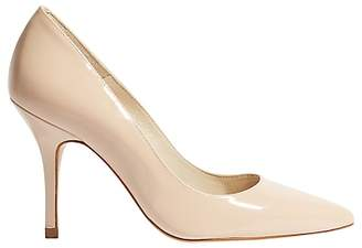 Karen Millen Patent Collection Stiletto Heeled Court Shoes