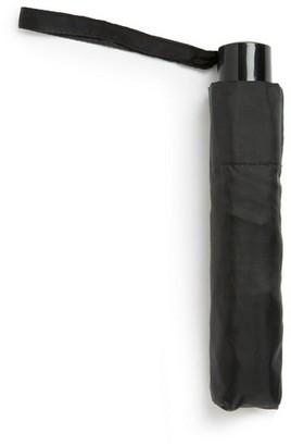 Topman Mens Classic Black Umbrella