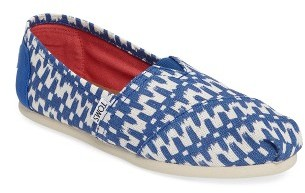 Women's Toms Classic Slip-On $54.95 thestylecure.com
