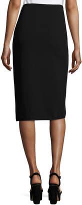 Cinq à Sept Farrow Slit Pencil Skirt