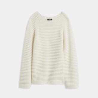 Cashmere Striped Pullover