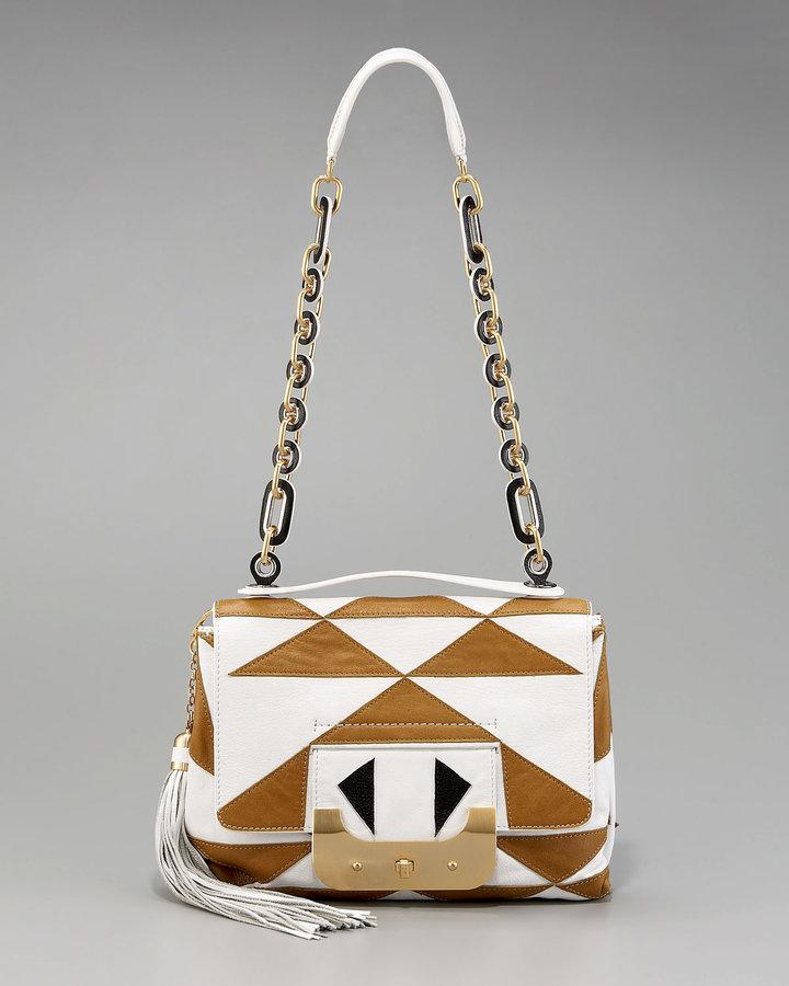 Diane von Furstenberg Harper Cube Day Bag