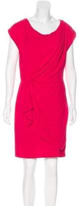 Thakoon Draped Mini Dress