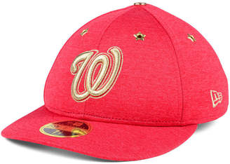 New Era Washington Nationals 2017 All Star Game Patch Low Profile 59FIFTY Fitted Cap